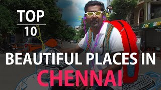 Video TOP 10 beautiful places in chennai  | Ft. Varun | Countdown | Madras Central MP3, 3GP, MP4, WEBM, AVI, FLV April 2018