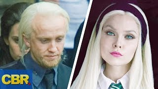 Video 20 Things Draco Malfoy Did After Deathly Hallows MP3, 3GP, MP4, WEBM, AVI, FLV Juli 2018