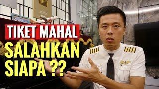 Download Video TIKET MAHAL!! TANGGAPAN CAPTAIN VINCENT - SALAHKAN SIAPA ? - TANYA PILOT MP3 3GP MP4