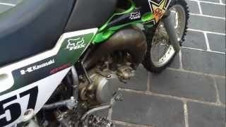 9. Kawasaki KX65 Walkaround & Start-Up