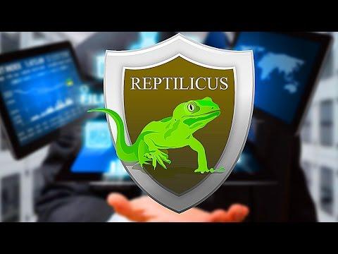Reptilicus - Защита телефона, антивор для андроид - Обзор