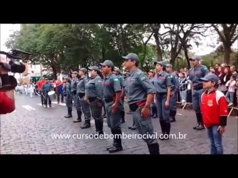 Desfile em Araras-SP - 07 09 2008