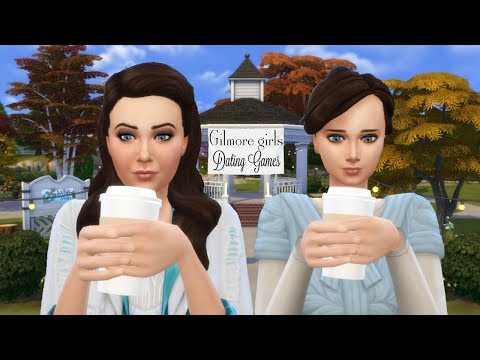 Gilmore Girls Dating Games | Rory & Jess! | Part 10