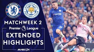 Video Chelsea v. Leicester City | PREMIER LEAGUE HIGHLIGHTS | 8/18/19 | NBC Sports MP3, 3GP, MP4, WEBM, AVI, FLV Agustus 2019