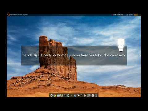 How to download videos from YouTube – The easy way –