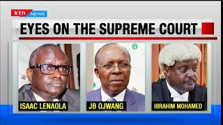 The men and women currently sitting at the Supreme Court SUBSCRIBE to our YouTube channel for more great videos: ...