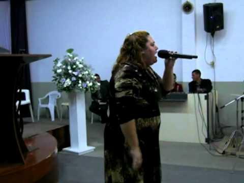 Cantora Sarah Salles Em Varzea Paulista