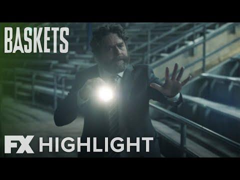 Baskets   Season 4 Ep. 5: Chip Life Coaches the Teens Highlight   FX