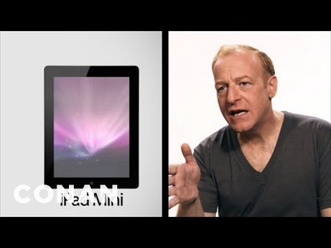 New Apple Ad: The iPad Mini Mega 8.8 inch