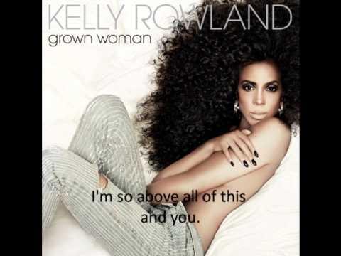 Kelly Rowland- Grown Woman