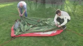 Палатка для трекинга и походов High Peak Woodpecker 3