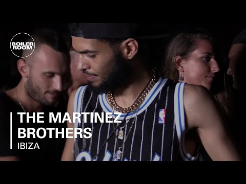 brothers - FOR AUDIO: http://bit.ly/1osAXPQ → SUBSCRIBE TO BOILER ROOM: *http://bit.ly/1bkrHWL* This one really drew things to a triumphant close: the mighty Martinez Brothers running back-to-back,...