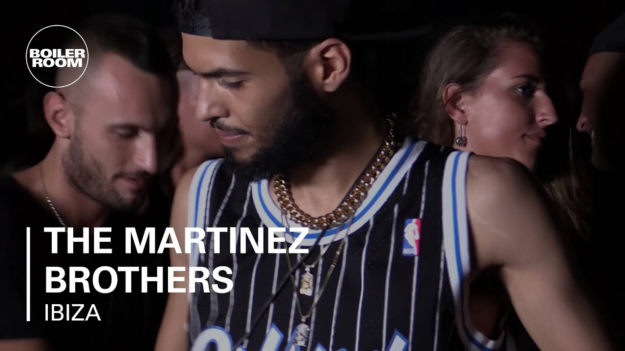 The Martinez Brothers - Live @ Boiler Room Ibiza 2014