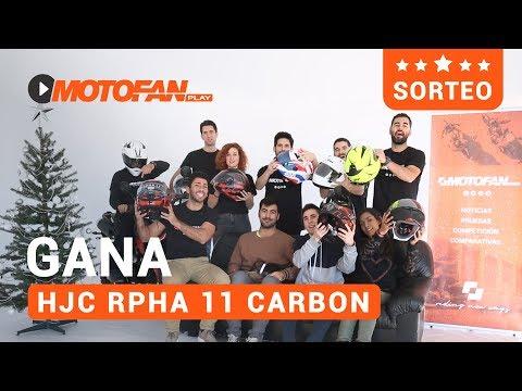 Vídeos de '¡Sorteamos por Navidad un HJC RPHA 11 Carbon en Motofan Play!'