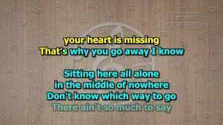 Video Michael Learns To Rock - That's Why You Go Away (Karaoke) MP3, 3GP, MP4, WEBM, AVI, FLV Oktober 2018