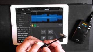Download Lagu iPad Audio By-Pass Using The FiiO E17 DAC and Headphone Amp Mp3