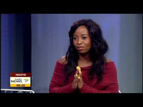 Urban Contemporary Soul Singer Nozipho on her debut album \