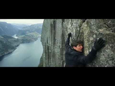 Mission: Impossible Fallout | Big Game Spot | Paramount Pictures UK