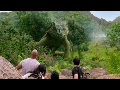 Most creative movie scenes from Journey 2 The Mysterious Island (2012)