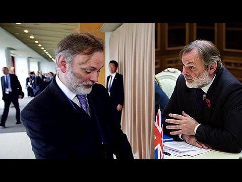 Ο σερ Τιμ Μπάροου νέος πρέσβης της Βρετανίας στην ΕΕ