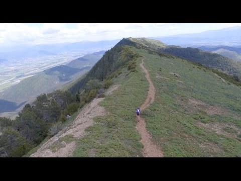 EVASIÓN TV: ULTRA TRAIL JACA 2016
