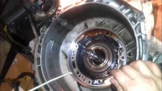 what i found dismantaling automatic transmission. part a
