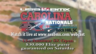 2015 USA Cycling Elite BMX National Championships Hosted By USA BMX