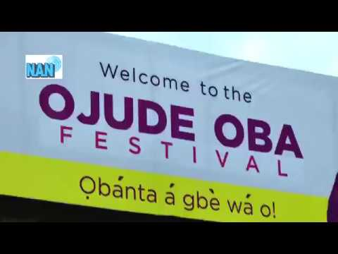 Ojude Oba Festival in colours