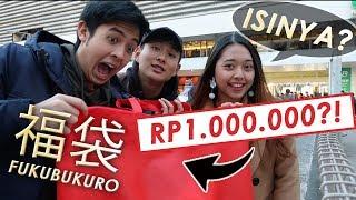 Video BELI FUKUBUKURO 1 JUTA RUPIAH! ISINYA!? MP3, 3GP, MP4, WEBM, AVI, FLV Februari 2019