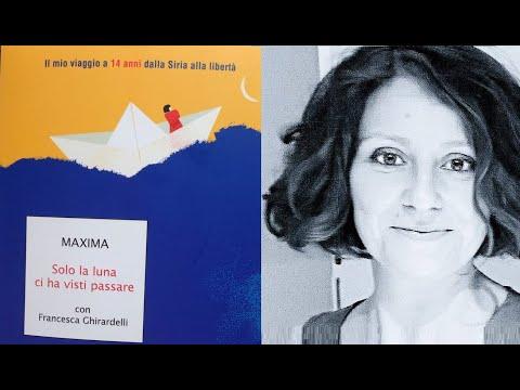 Francesca Ghirardelli racconta la storia di Maxima, la ragazza siriana curda fuggita al terrore