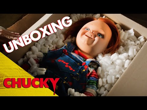 Unboxing Chucky | Chucky Official