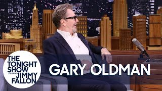 Gary Oldman Does Spot-On Robert De Niro And Christopher Walken Impressions