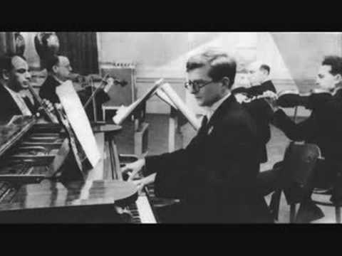 Shostakovich - Piano Quintet in G minor, Op. 57 - Part 1/5 