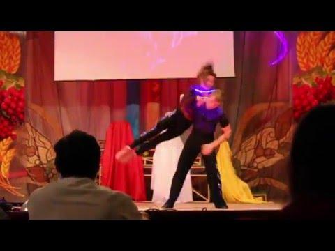 Танец Donna Summer - Crayons feat  Ziggy Marley (видео)