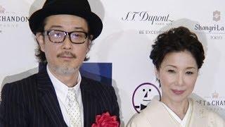 リリー・フランキー、伊藤蘭/第23回日本映画批評家大賞授賞式