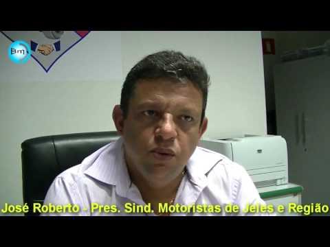 Jales - José Roberto é reeleito presidente do Sindicato dos Motoristas com 96% dos votos