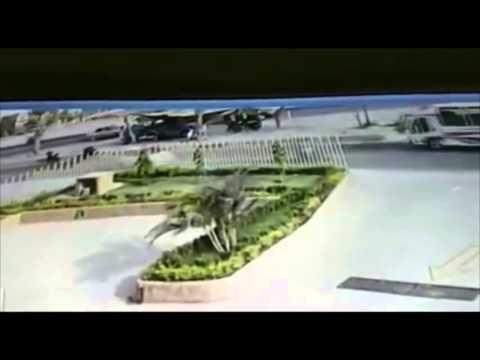 Video: Asesinato de 3 policías en Cartegena
