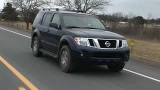 2009 Nissan Pathfinder SE 4X4