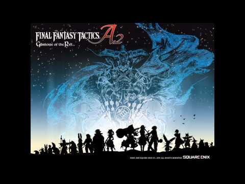 Final Fantasy Tactics A2 Grimoire of the Rift OST - Looming Crisis ~ Extended