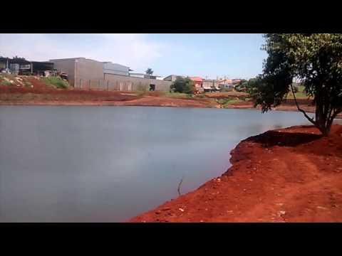 Lago,bairro Jequitibás, Santa Gertrudes sp.