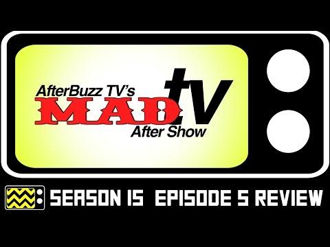 MadTV Season 15 Episode 5 Review w/ Chelsea Davison & Jeremy D. Howard   AfterBuzz TV