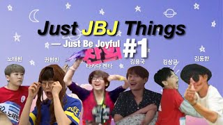 Video JUST JBJ (제이비제이) THINGS #1 {PRODUCE 101 SEASON 2} MP3, 3GP, MP4, WEBM, AVI, FLV Mei 2018