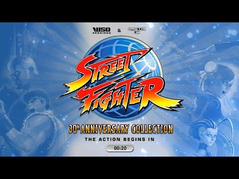 WSO Sessions Street Fighter 30th Anniversary Special [ 20/03/2018 ] (видео)