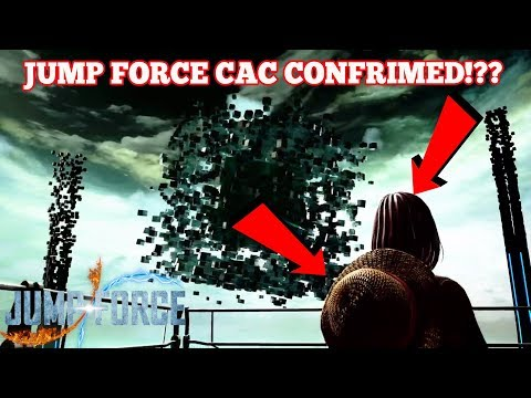 New Jump Force CACs Confirmed!??? Jump Force Cac Confirmation Discussion! (видео)