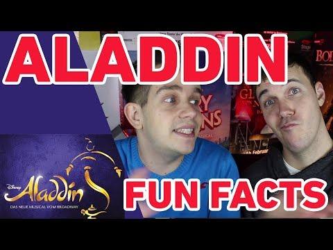 Aladdin Fun Facts (und so fliegt der Teppich wirklich!)