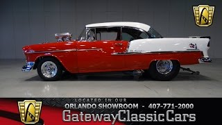 <h5>1955 Chevy Bel Air</h5>