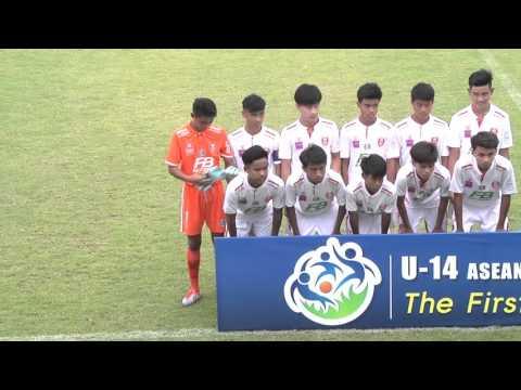 TERO Tv Goalhighlight U14ADFT BEC-TERO SASANA 2-1 Kawasaki fontale