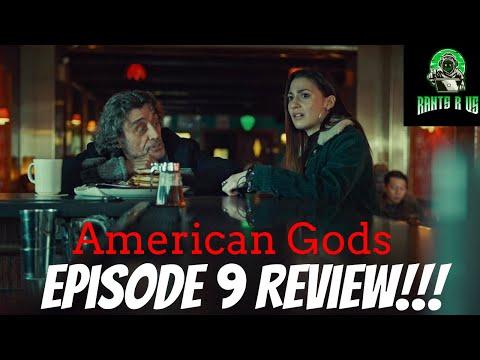 American Gods: Season 3 Episode 9 Review!!!