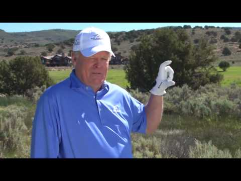 Johnny Miller: 9-Shot Practice Drill