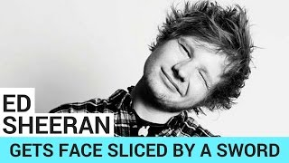 Subscribe to Hollywire for The Latest Pop and Music News Updates!  http://bit.ly/Sub2HotMinute Pop star Ed Sheeran was...